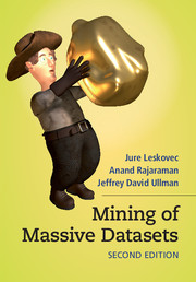 mining of massive datasets cover