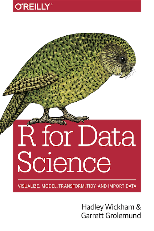 r for data science cover