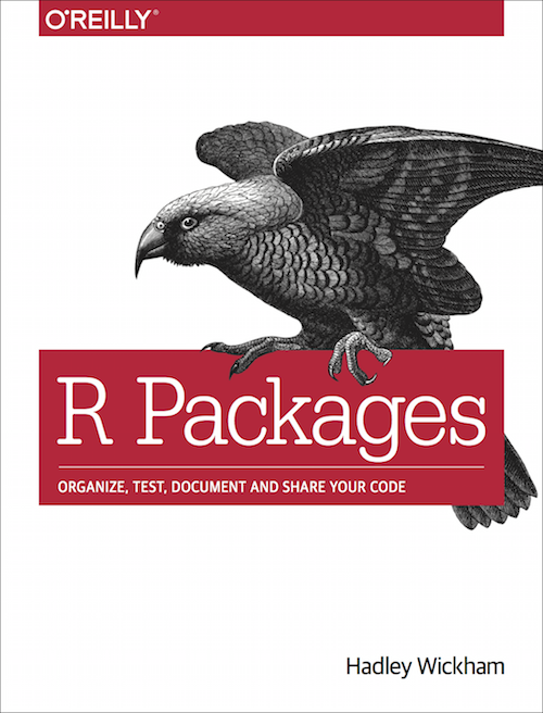 R Packages cover