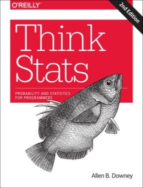 Think Stats cover