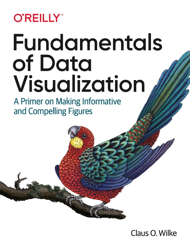 Fundamentals of Data Visualization book cover