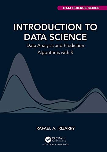 Introduction to data science book cover